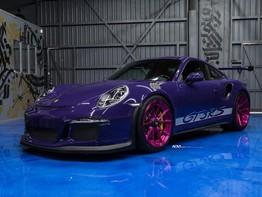 Porsche 911 GT3 RS Ultraviolet