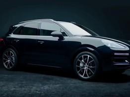 Cận cảnh siêu phẩm Porsche Cayenne 2018
