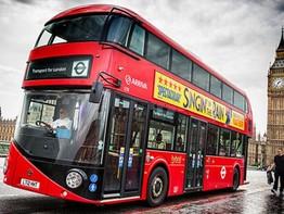 Xe buýt London chạy bằng nhiên liệu sản xuất từ bã cà phê