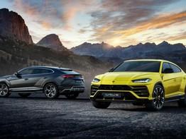 Cận cảnh Lamborghini Urus - Siêu SUV nhanh nhất thế giới