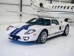 Ford GT 2006 : Những xe đời mới phải ngả mũ chào
