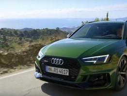 Audi RS4 Avant 2018 trang bị động cơ như thế nào?