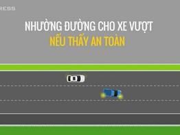 Những quy tắc sống còn người Việt 'bỏ ngoài tai' khi lái xe trên cao tốc
