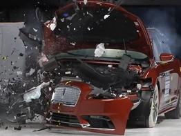 Top 15 mẫu xe an toàn nhất, nên mua trong năm 2018