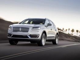 Ngắm thiết kế đậm chất Mỹ của chiếc SUV Lincoln Nautilus 2019