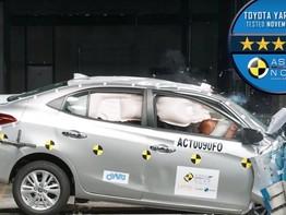 Đánh giá tiêu chuẩn an toàn của Toyota Vios 2018 diễn ra như thế nào?