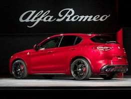 Alfa Romeo Stelvio 2018 - Chuẩn mực mới trong phân khúc SUV thể thao