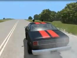 Điều gì sẽ xảy ra khi xe đâm vào chông nhọn ở vận tốc 241 km/h?