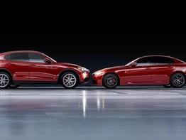 Màn trình diễn đầy tính nghệ thuật của bộ đôi Alfa Romeo