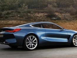 Chiêm ngưỡng thiết kế của BMW 8-Series trước ngày ra mắt