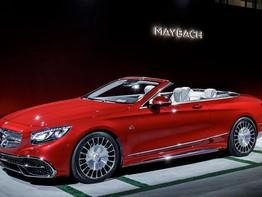 Đây là 5 mẫu xe Mercedes-Benz sang trọng nhất trong lịch sử