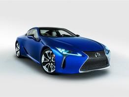 """Bí quyết làm nên màu xanh """"Blue Structural"""" của hãng xe sang Lexus"""
