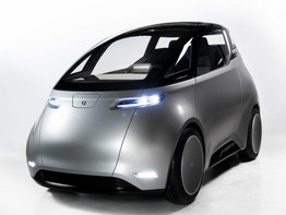 Uniti One - Xe điện có cự li đi 300 km với giá mềm chỉ 23.400 USD