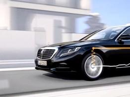 Đây là top 5 tính năng nhất định phải có của xe Mercedes-Benz