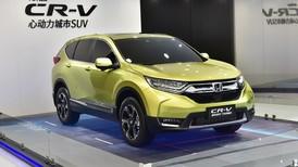 Honda CR-V bị lọt mùi xăng vào nội thất