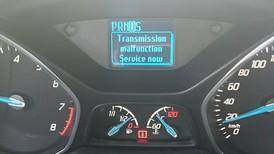 Lỗi hộp số PowerShift của Ford