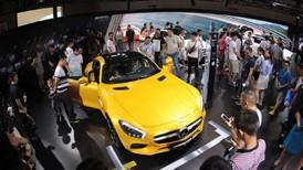 Triển lãm ô tô Thành Đô 2018