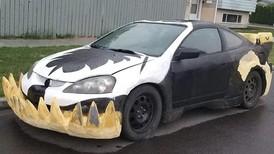 """21 chiếc xe độ cực quái dị và """"đáng sợ"""" cho ngày lễ ma quỷ Halloween"""