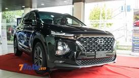 Mọi thông tin cập nhật về Hyundai Santa Fe 2019 tại Việt Nam