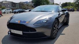 """Đánh giá xe Aston Martin DB11 độc nhất Việt Nam: """"Da siêu xe, hồn xe sang"""", cái giá phải trả hơn 14 tỷ đồng"""