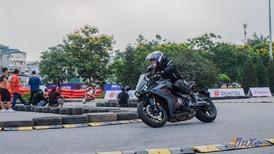 Cảm nhận nhanh cỗ máy 4 xy-lanh trên 2 mẫu xe Honda CBR650R và CB650R trên sân đua Mỹ Đình