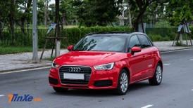 """Được bán với giá 980 triệu đồng, Audi A1 """"hàng lướt"""" có đáng sở hữu?"""