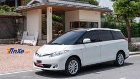 """Nhập khẩu Trung Đông, hàng """"độc"""" Toyota Previa 2019 về Việt Nam với giá gần 3 tỷ đồng"""