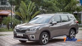 Subaru Forester 2019 - Chiến mã ẩn mình dành cho người sành