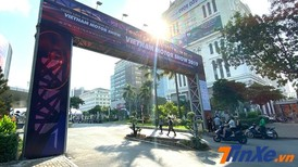Thông tin trực tiếp từ triển lãm ô tô Việt Nam 2019