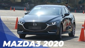 Đánh giá Mazda3 2020: Không chỉ nâng cấp thiết kế nội - ngoại thất, ngay cả cảm giác lái cũng đã thay đổi