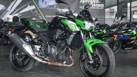 """Đánh giá nhanh Kawasaki Z400 tại Việt Nam, naked bike cỡ nhỏ cho ai mới """"nhập môn"""" mô tô"""