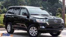 Toyota Land Cruiser 2020 chính hãng vừa về đại lý có gì để hấp dẫn đại gia Việt?
