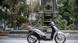 Đánh giá nhanh Piaggio Liberty 50cc:  Xe to, máy nhỏ phù hợp học sinh, sinh viên