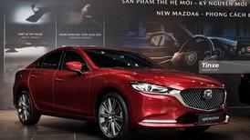 Nâng cấp bản mới, Mazda6 2020 có gì để giành ngôi vua từ tay Toyota Camry?