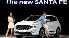 Hyundai Santa Fe 2021 chính thức trình làng tại Hàn Quốc, giá từ 623 triệu đồng