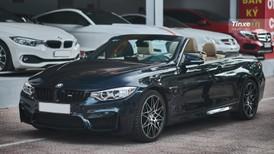 Qua thời hoàng kim, BMW 420i Convertible 2016 độ nhẹ M4 lên sàn giá chỉ gần 1,8 tỷ đồng