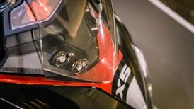 Đánh giá xe điện Yadea X5: Bản nâng cấp mang ngoại hình hầm hố và thực dụng