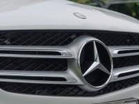 Logo của Mercedes-Benz GLC-Class 2017