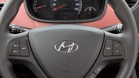 vô lăng Hyundai Grand i10 2017 17