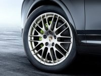 mâm xe của Porsche Cayenne 2017