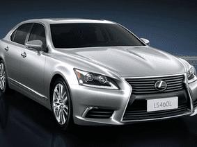 Lexus LS 460 2015