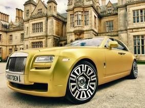 Đại gia Anh bán Rolls-Royce Ghost  đổi lấy tiền ảo Bitcoin