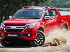 Chevrolet Colorado High Country 2017