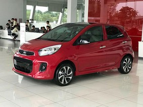 Cập nhật bảng giá tháng 1/2018 của xe Kia tại Việt Nam
