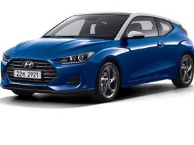 Hyundai Veloster 2019 được công bố giá bán tại thị trường nội địa Hàn Quốc