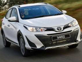"""Toyota Yaris được bổ sung phiên bản crossover """"giả cầy"""""""