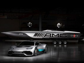 Du thuyền thể thao nhà Mercedes-Benz sẽ được ra mắt trong năm 2018