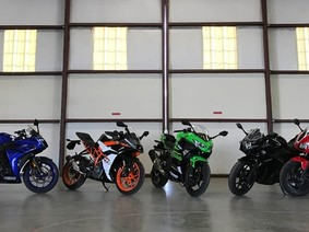 Điểm danh 5 Sportbike tầm trung đáng mua nhất năm 2018
