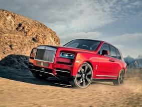 Cận cảnh Rolls-Royce Cullinan 2019 sẽ về Việt Nam cuối năm nay