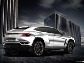 Lamborghini Urus sử dụng động cơ V8 tăng áp kép